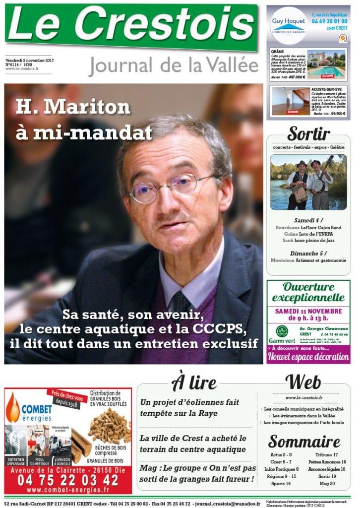 Journal Le Crestois
