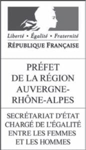 Logo préfecture secretariat d etat egalite hommes et femmes